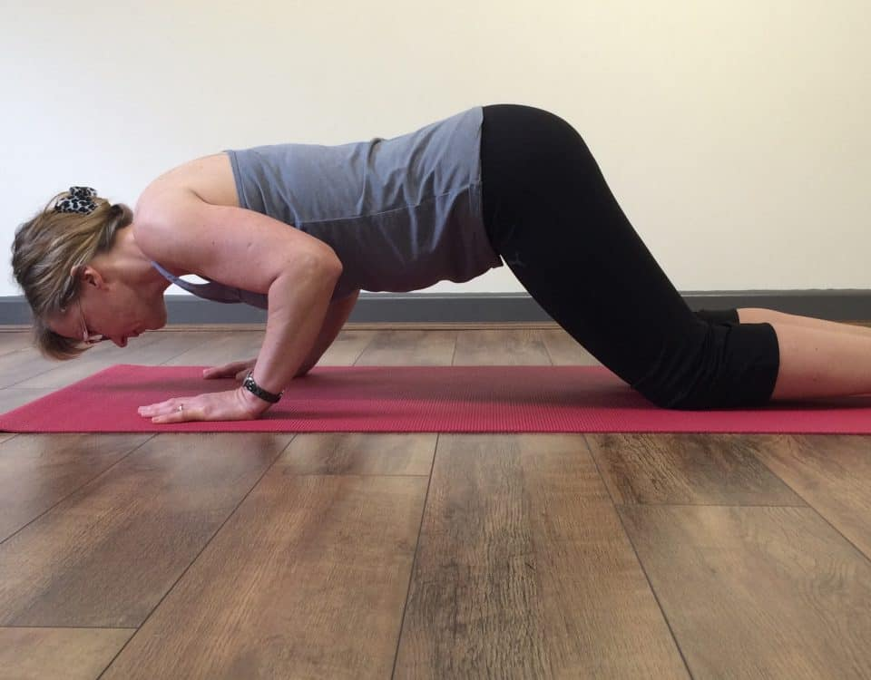 Pilates for osteoporosis at Studio Yoga