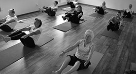 Yoga and Pilates beginners courses